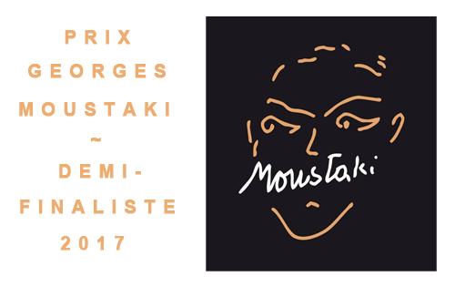 Demi-finaliste du Prix Georges Moustaki 2017
