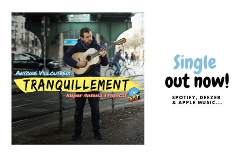 Tranquillement - new single available