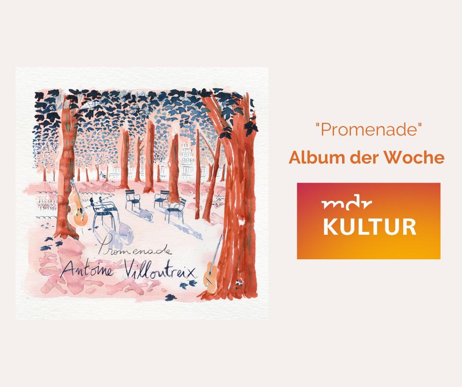 Promenade - Album der Woche MDR Kultur