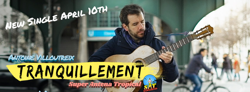 """""""TRANQUILLEMENT"""" - New single!"""